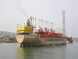 emergency power supplier Karpowership