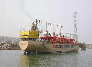 emergency power supplier Karpowership