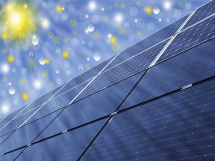 solar PV clean energy