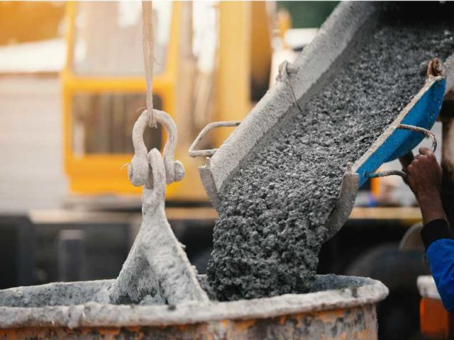 carbon neutral to be adopted in the cement and concrete.