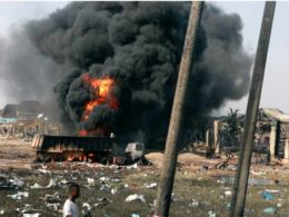 Analysis about the March explosion in Lagos