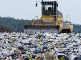 waste management landfill