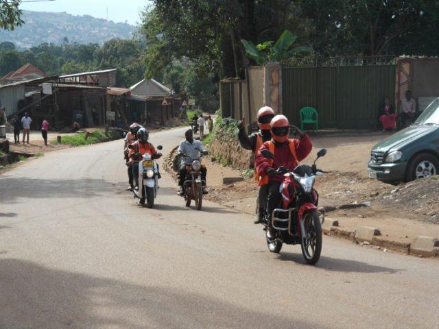 e-mobility Zembo Uganda