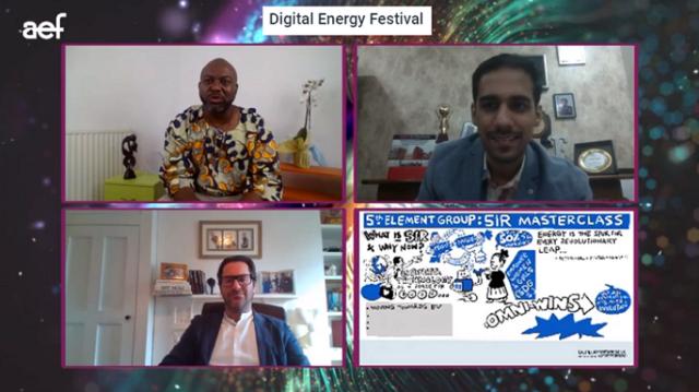 Digital Energy Festival 5IR masterclass
