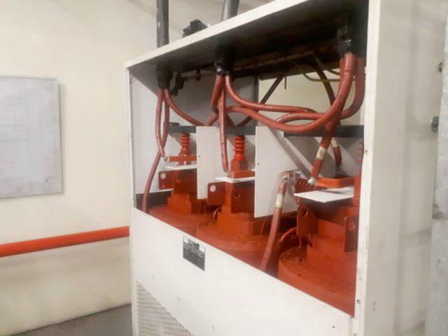 dry type reactors