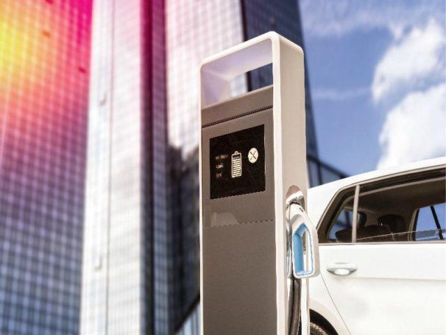 EV charging power levels