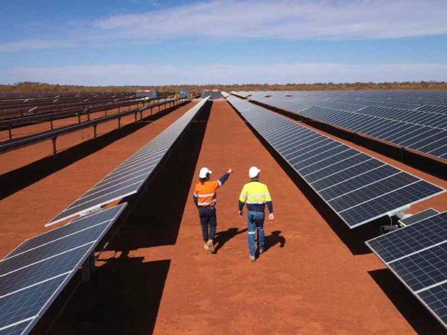 Aggreko installs hybrid power system at Granny Smith gold mine