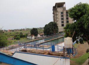 Kenya Kisumu water and sanitation