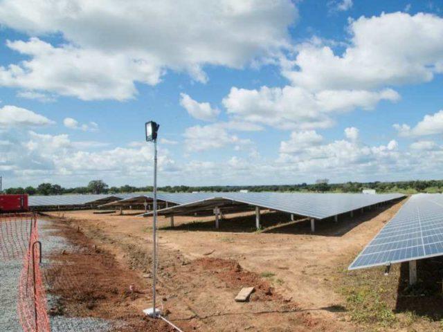 Ghana's President commissions 6.5MW Lawra solar power plant
