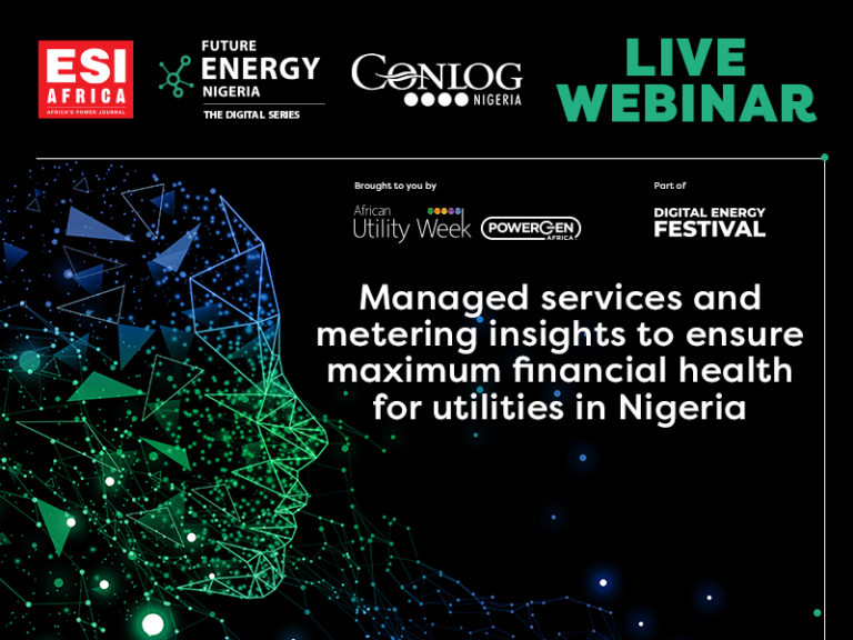 Webinar recording: West Africa – Managed services and metering insights to deliver financial health