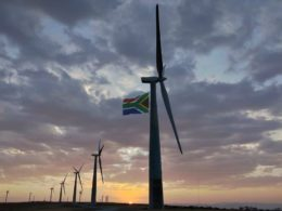 wind power growth