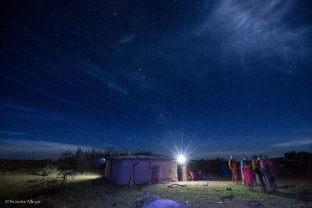 The winning entry of the AFSIA award for the solar picture of the year by Alexandre Skander Allegue.