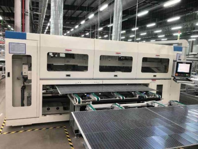 Global solar company's ultra-high power modules reach 1GW