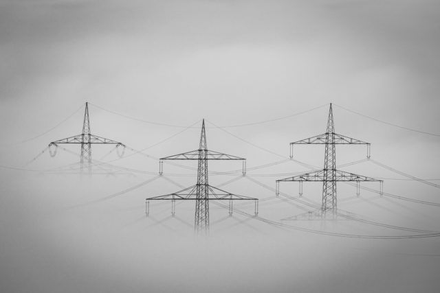 transmission lines power