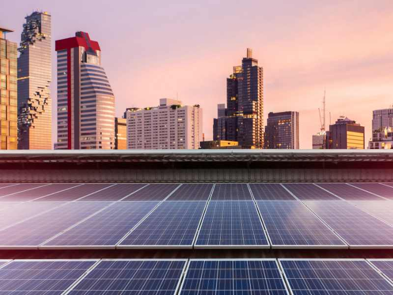 Five benefits of using solar energy for a commercial building    ESI-Africa.com