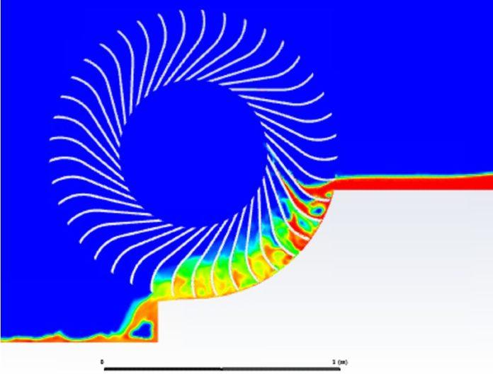 waterwheel Carruthers wheel