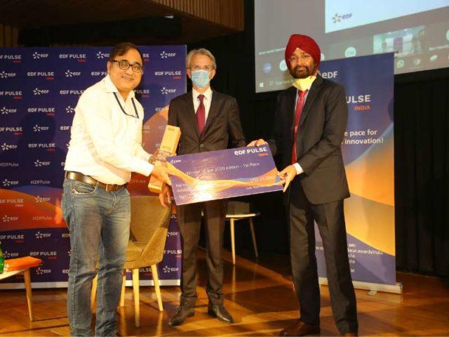 Second-life battery storage developer wins EDF Pulse India contest