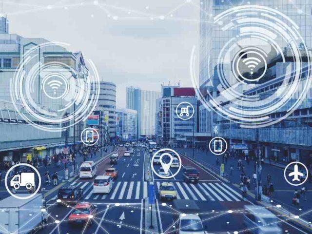 IIoT smart cities