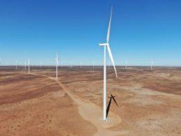 Kangnas Wind Farm kicks off operations