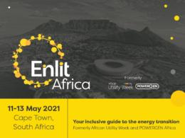 Enlit Africa rebrand