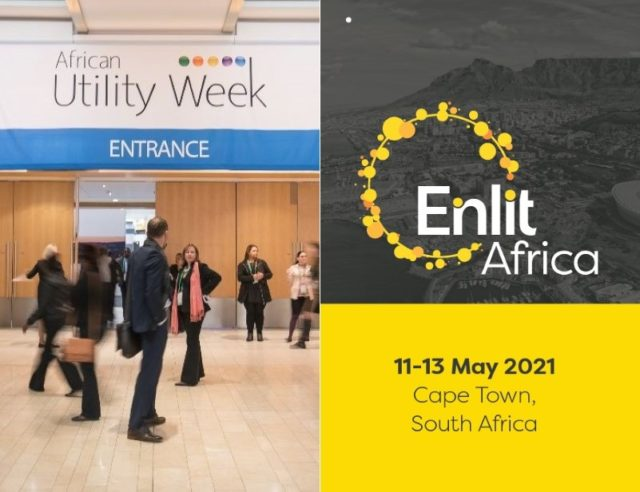 African Utility Week rebrands to Enlit Africa