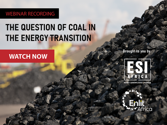 banner coal in the energy transition recording