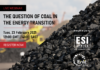 banner coal energy transition