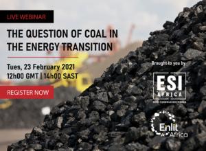 banner coal energy transition