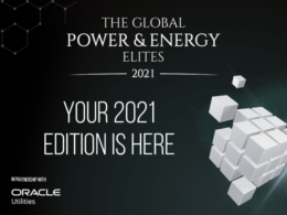 Global Power & Energy Elites publication is back with industry's stand-out performers