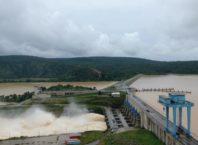 Jebba hydro power plant Nigeria