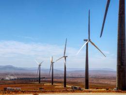 renewables Nxuba wind farm Enel