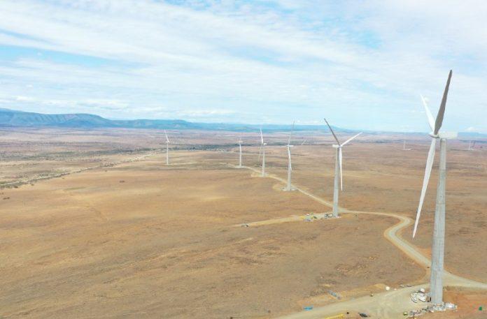 wind farm Nxuba Enel Group