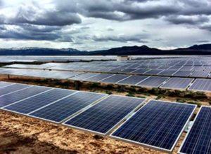JA Solar PV module