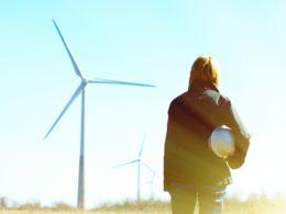 wind power training gender diversity