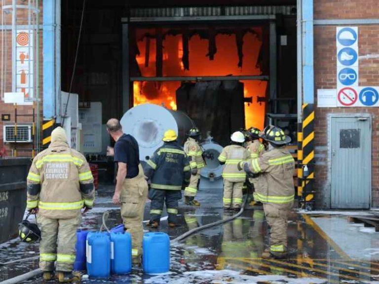 South Africa: Transformer manufacturer investigating fire incident