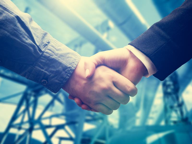business  contract  deal  generation  power  infrastructure.