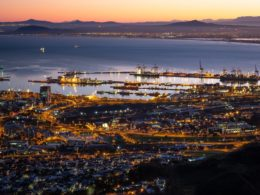 cities Cape Town