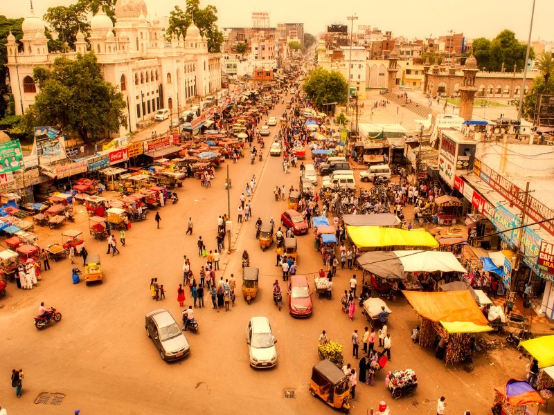cities hyderabad India