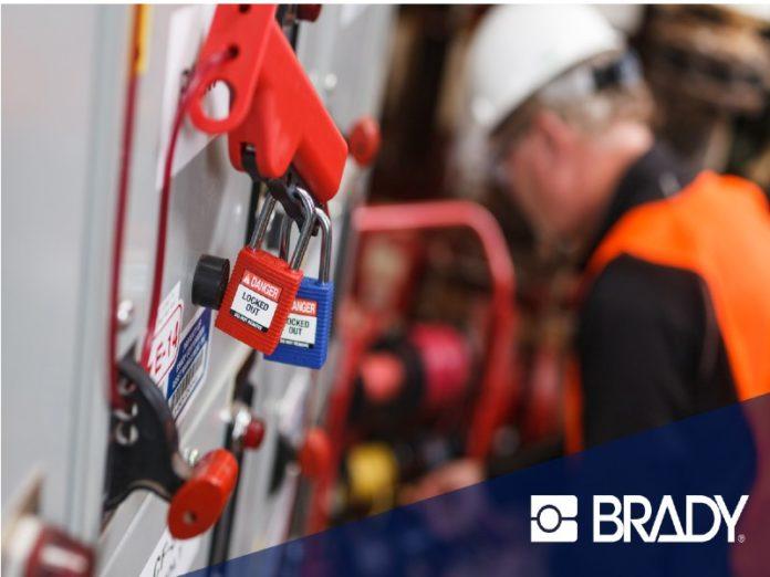 Brady engineers focusing on safety procedures