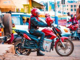 electrick motorbike Ampersand