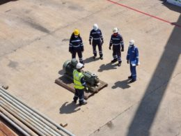 Angola training oil & gas
