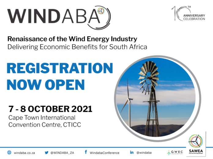 Windaba wind energy in South Africa