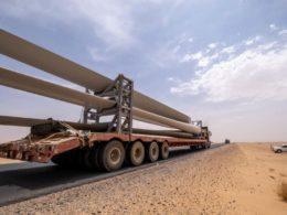 Wind turbine Sudan