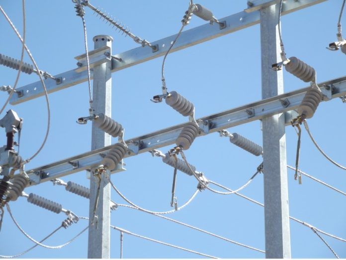overhead electrical infrastructure