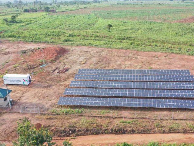 minigrid Mokoloki Village Nigeria RMI