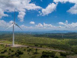 Kipeto wind farm