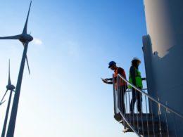 energy sector job