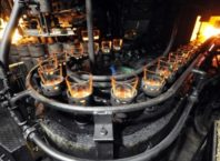 hydrogen glass making Italy