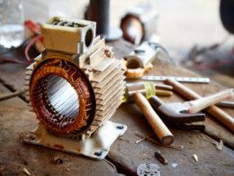 SANEDI electric motor energy