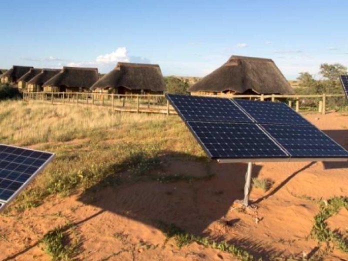 universal access Botswanaa